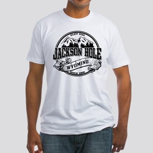 Jackson Hole Old Circle 2 Fitted T-Shirt