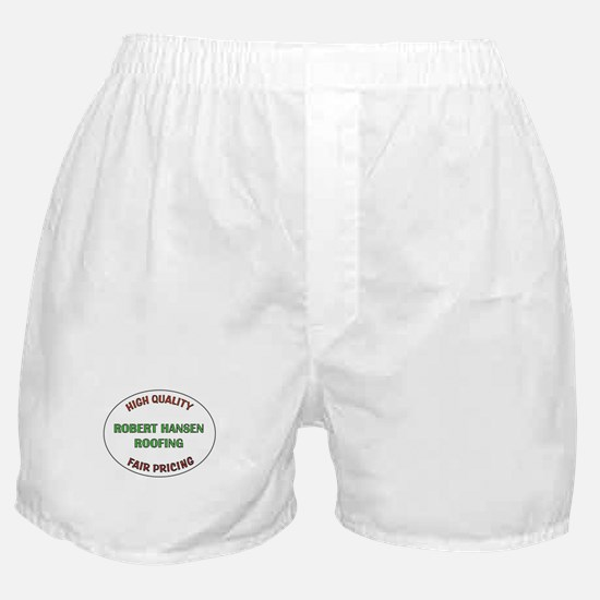 Hansen High Quality Roofing Boxer Shorts