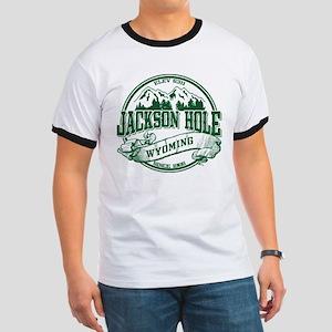 Jackson Hole Old Circle 2 Ringer T