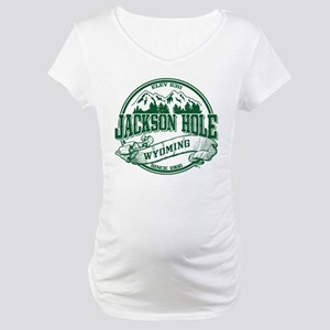 Jackson Hole Old Circle 2 Maternity T-Shirt