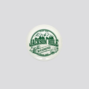 Jackson Hole Old Circle 2 Mini Button