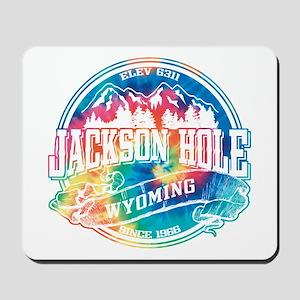 Jackson Hole Old Circle 2 Mousepad