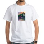 Nessie Serenades White T-Shirt