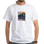 Nessie Serenades White T-Shirt