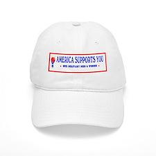 America Supports You Cap
