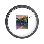 Nessie serenade Wall Clock