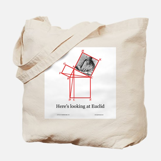 Euclid Tote Bag