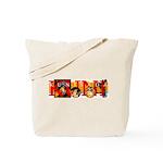 Ukiyo-e - 'Kunisada' Tote Bag
