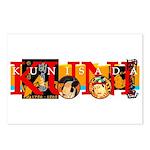 Ukiyo-e - 'Kunisada' Postcards (Package of 8)