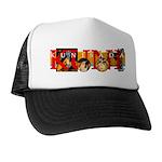 Ukiyo-e - 'Kunisada' Trucker Hat