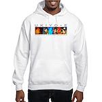 Ukiyo-e - 'Floating World' Hooded Sweatshirt