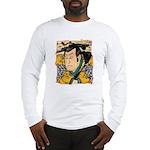 Ukiyo-e - 'Kunisada Head' Long Sleeve T-Shirt