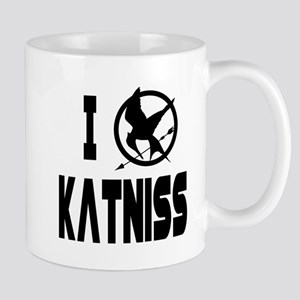 Hunger Games I Love Katniss Mug