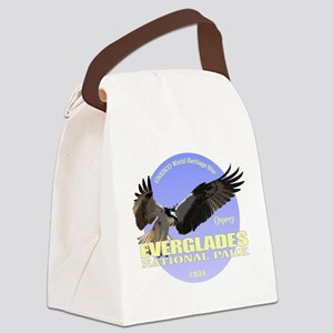 Everglades Osprey Canvas Lunch Bag