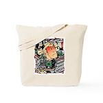 Ukiyo-e - 'Chikashige Head' Tote Bag