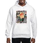 Ukiyo-e - 'Chikashige Head' Hooded Sweatshirt