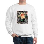Ukiyo-e - 'Chikashige Head' Sweatshirt