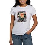 Ukiyo-e - 'Chikashige Head' Women's T-Shirt