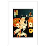 Ukiyo-e - 'Kunidragon' Large Poster