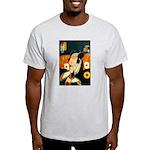Ukiyo-e - 'Kunidragon' Ash Grey T-Shirt