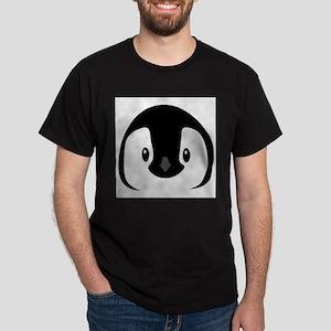 Penguin face Dark T-Shirt