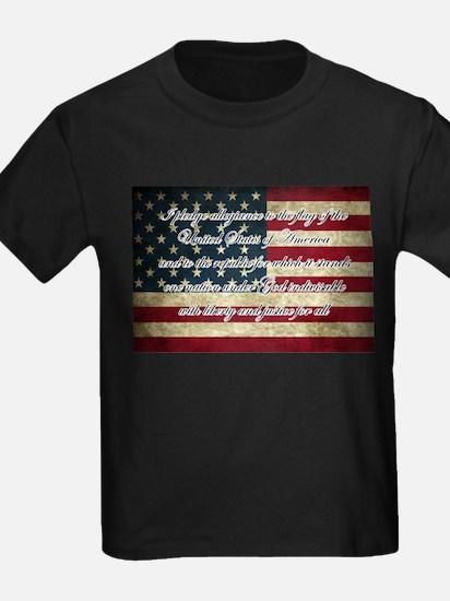 Unique Pledge allegiance T