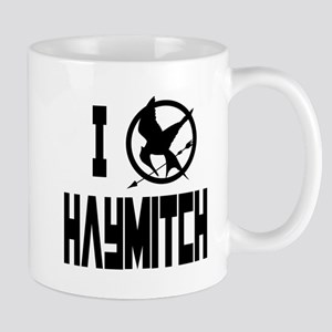 I Love Haymitch Hunger Games Mug