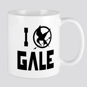 I Love Gale Hunger Games Mug