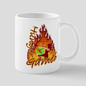 Katniss:For the Love of Famil Mug