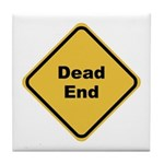Dead End Tile Coaster