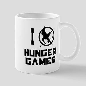 I Love Hunger Games Mug