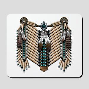 Native American Breastplate - Mousepad