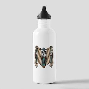 Native American Breastplate - Stainless Water Bott