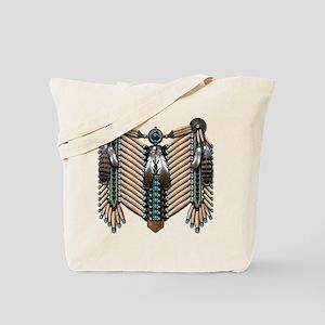 Native American Breastplate - Tote Bag