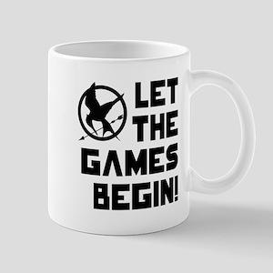Let The Games Begin! The Hunger Games Mug
