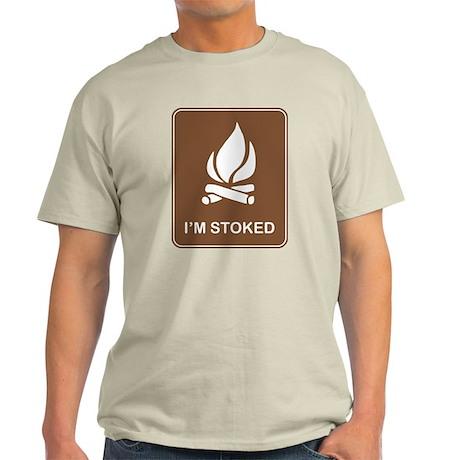 I'm Stoked Light T-Shirt