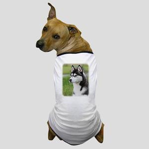 Siberian Husky 9Y570D-006 Dog T-Shirt