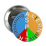 "Planet Aspie 2.25"" Button (100 pack)"