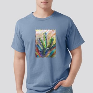 Cactus, southwest art! Mens Comfort Colors Shirt