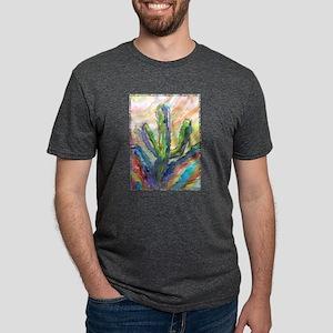 Cactus, southwest art! Mens Tri-blend T-Shirt