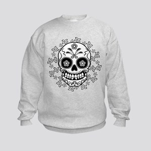 Sugar Skull Kids Sweatshirt