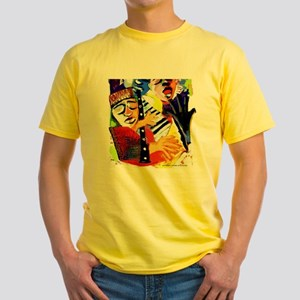 Just Play Yellow T-Shirt