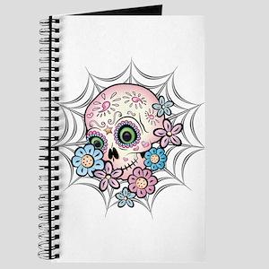 Sweet Sugar Skull Journal