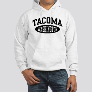 Tacoma Washington Hooded Sweatshirt