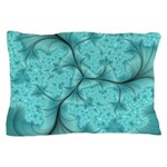 Blue Cotton Candy Pillow Case