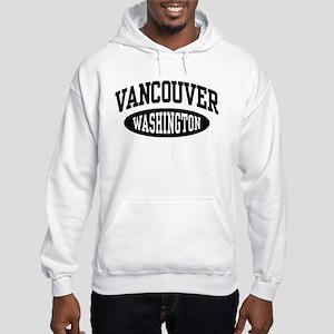 Vancouver Washington Hooded Sweatshirt