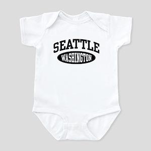 Seattle Washington Infant Bodysuit