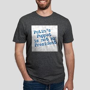 Putins Puppet Mens Tri-blend T-Shirt