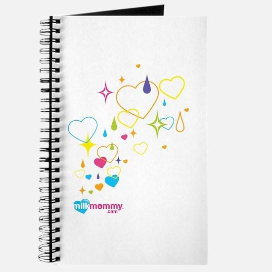 Sparkle MilkMommy Journal