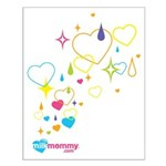 Sparkle MilkMommy Small Poster
